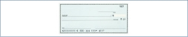 Bank Draft / Certified Cheque