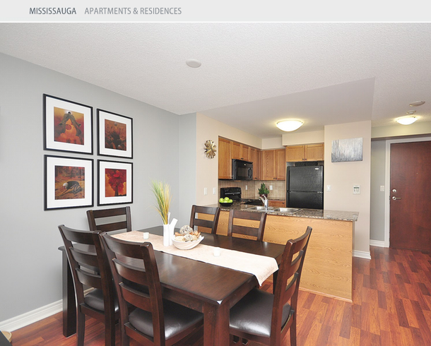 Short Term Furnished Apartments Mississauga