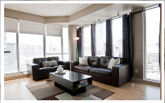Toronto Furnished Apartments Condominiums
